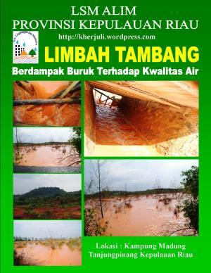 LSM ALIM limbah tambang SPAM 2010