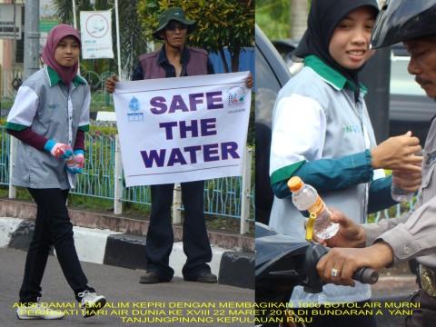 Photo : Kherjuli. Kampanye Penyelamatan Air